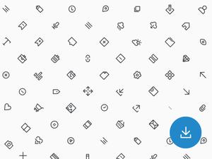 70 Basic Icons