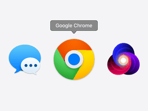 Chrome Icon Replacement Sketch Resource