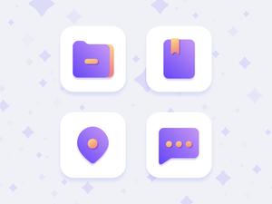 Little Icons Set