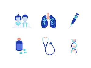 6 Medical Illustrations Sketch Resource