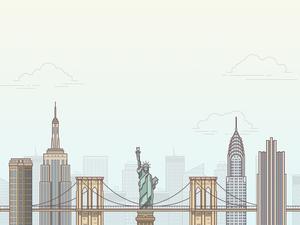 NYC Illustration Sketch Resource