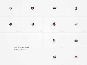 Quarantine Icons Pack