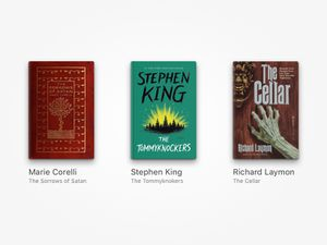 Book Covers Mockups