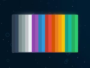 Flat UI Palette Templates