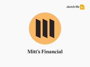 Financial Company Logo Template
