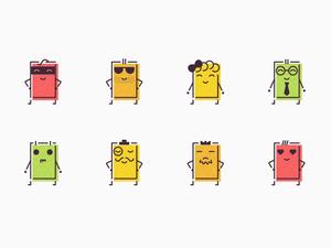 Sushi Hero Icons