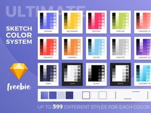 Sketch Color System