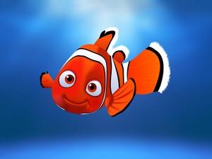Finding Nemo Illustration