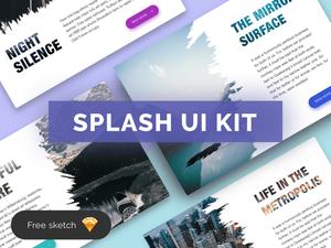 Splash UI Kit