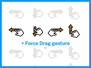 Interaction & UX Gesture Kit