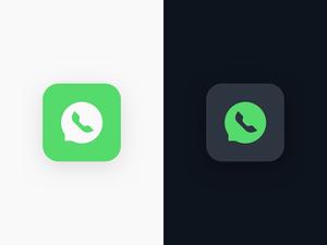 WhatsApp Icon Update