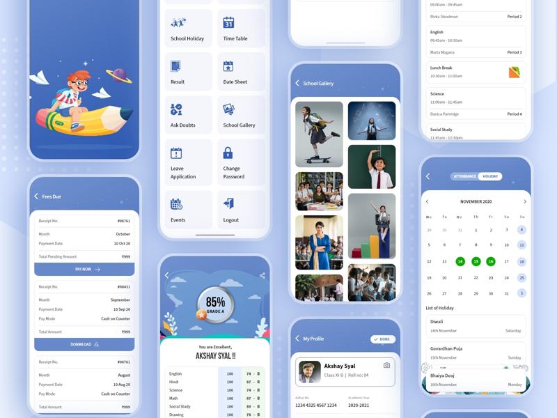 School ERP App Kit