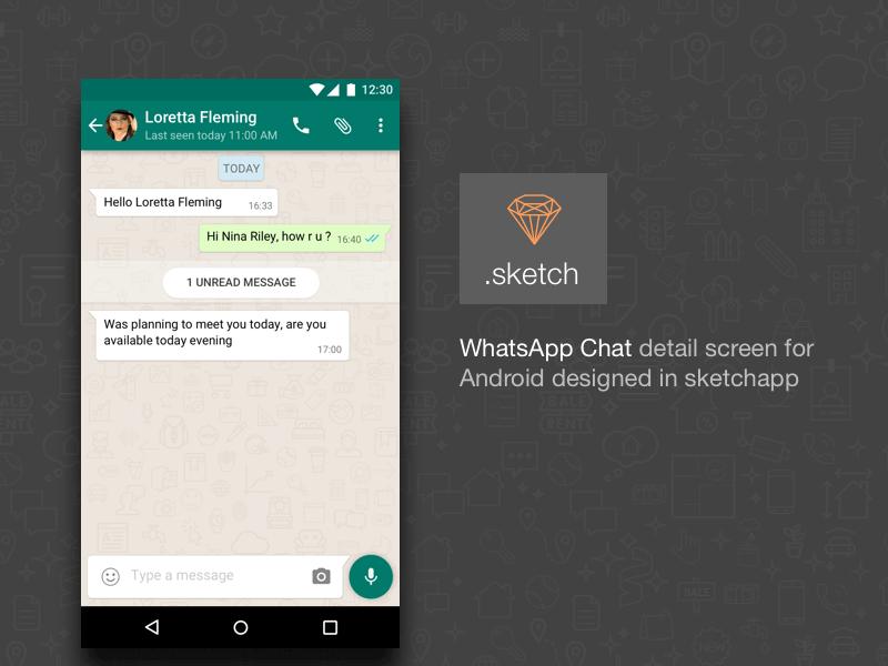 WhatsApp Chat Detail