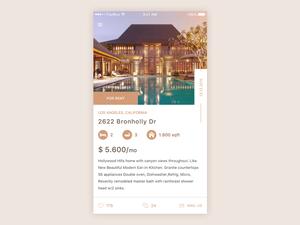 Real Estate App – Property Details Screen