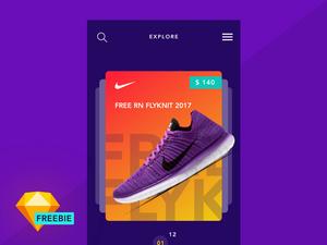 Ecommerce App Screen + Tutorial