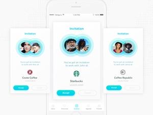 Sample Meeting App Sketch Resource