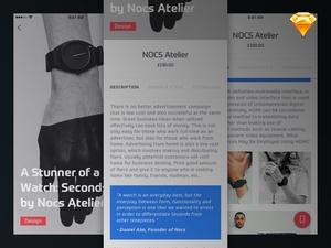 Article Detail Screen