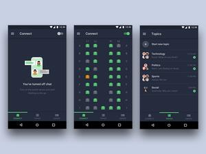 GOssip – Chat App Concept