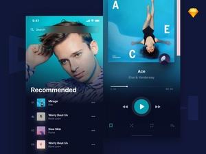 Holo Music App Kit