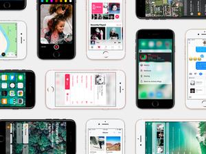 iOS 10 GUI Sketch Resource