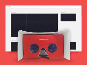 VR-Design-Vorlagen-Sketchnressource