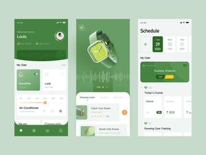 Life Planner App Concept