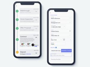Realtor App Buying Process