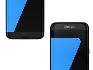 Samsung Galaxy S7 Edge Sketch Resource