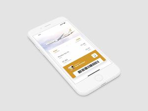 Flight Booking App Screens