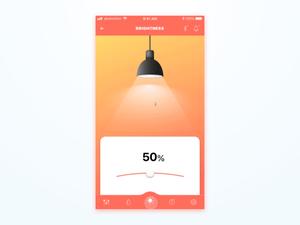 Smart Lamp App