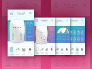 Tesla Powerwall Concept Sketch Resource