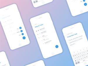 Todo List App Concept