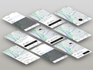 Uber Integration Concept Sketch Resource
