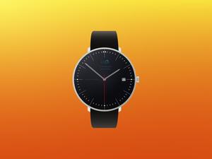 Little watch concept Sketch Resource