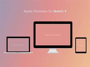 Apple Hardware Sketch Resource