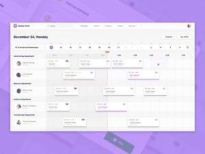 Beauty Point Dashboard Sketch Resource