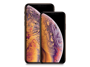 iPhone XS and iPhone XS Max Sketch Resource