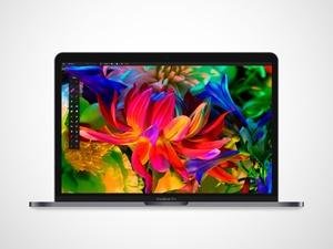 MacBook Pro 2016 Front Sketch Resource