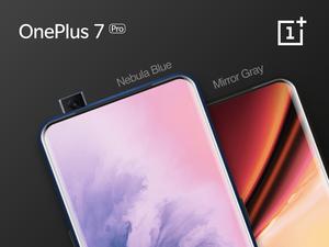 OnePlus 7 Pro Mockup Sketch Resource