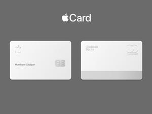 Apple Card Mockup Sketch Resource