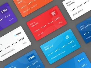 Concept Credit Cards Sketch Resource