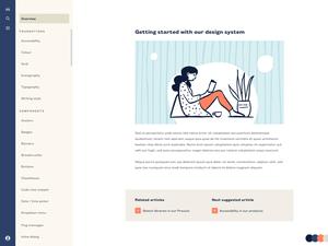 Documentation for Design System Sketch Resource