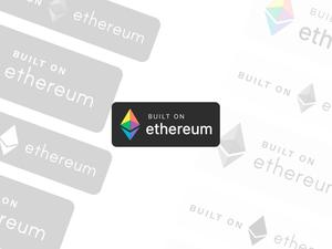 Construir en el recurso de boceto de la insignia Ethereum