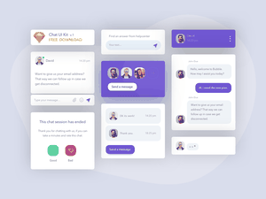 Chat UI Kit
