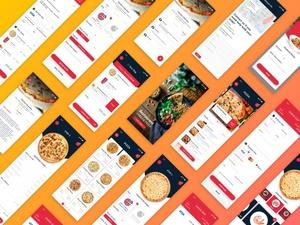 Cheeza Pizza App Sketch Resource