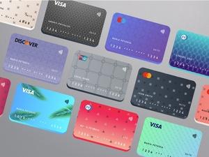 Credit Cards Symbols Kit Sketch Resource