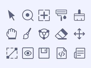 15 iconos de análisis de datos Sketch Recurso
