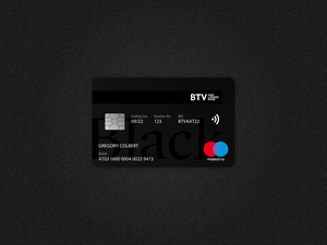 Payment Card Template Sketch Resource