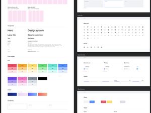 Details Design System Demo Sketch Resource