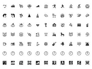 Emoji 1997 Sketch Recurso